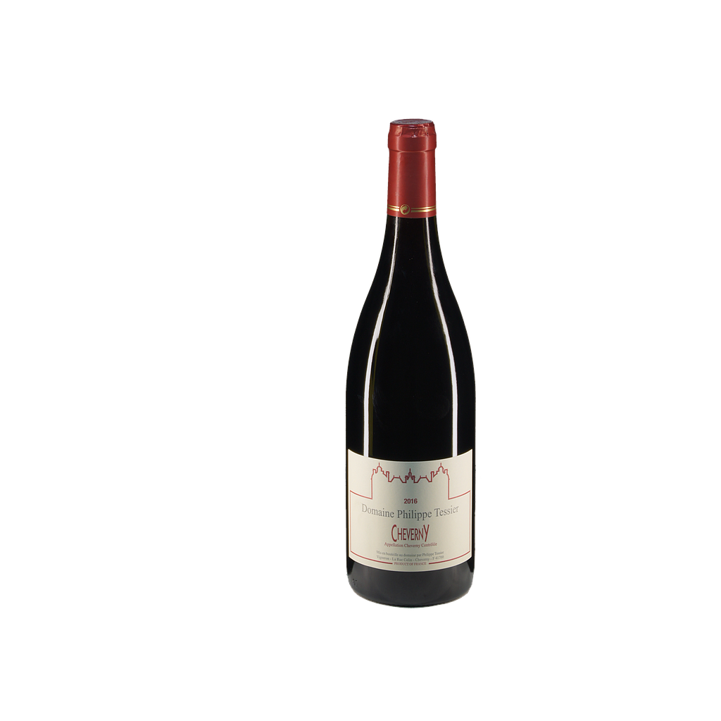 Domaine Philippe Tessier - Domaine 2018 - AOC Cheverny Rouge